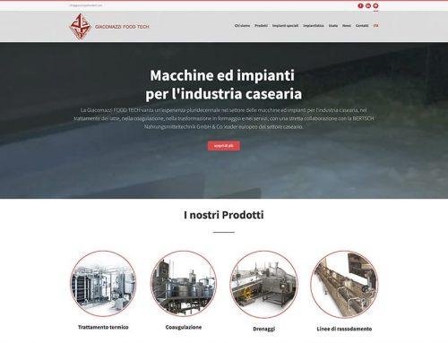 Giacomazzi Food Tech