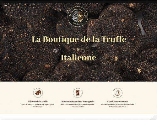 La Boutique de la Truffe Italienne